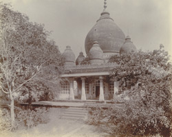 Nawab Sardar Khan's Tomb, on the Jamalpur road, Ahmadabad 1782